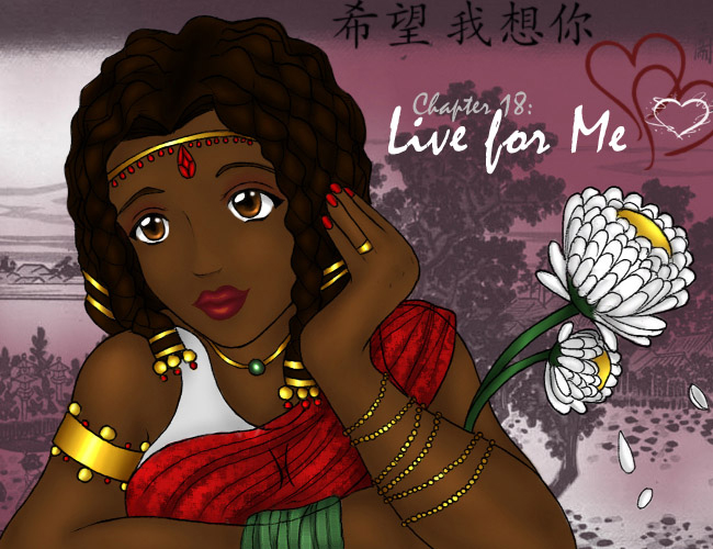 Live for Me by Mara S.