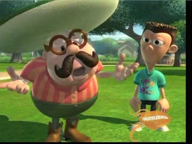 Carl and Sheen...Mexican style